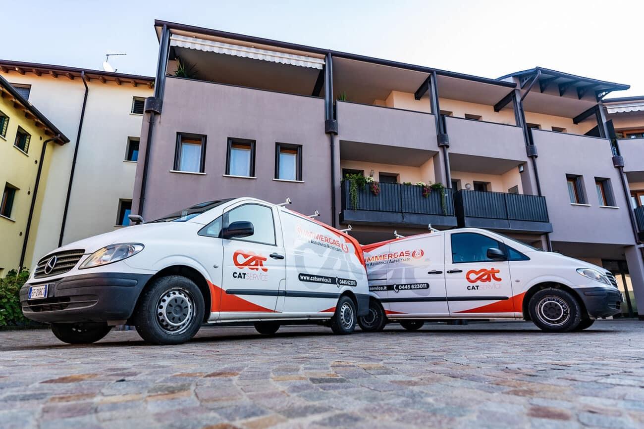 CAT Service Assistenza caldaie immergas Vicenza