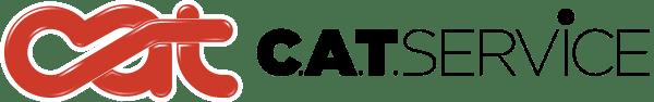 Logo CAT Service Immergas Marano Vicentino nero